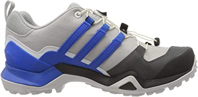En la cabeza de pago Bourgeon  Amazon.com   adidas Men's Terrex Swift R2 GTX Trail Running Shoe, Grey Two  F17/Glory Blue/Core Black, 7 UK   Trail Running