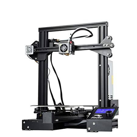HZYYZH Impresora 3D, Plataforma Creativa de impresión DIY, tamaño ...