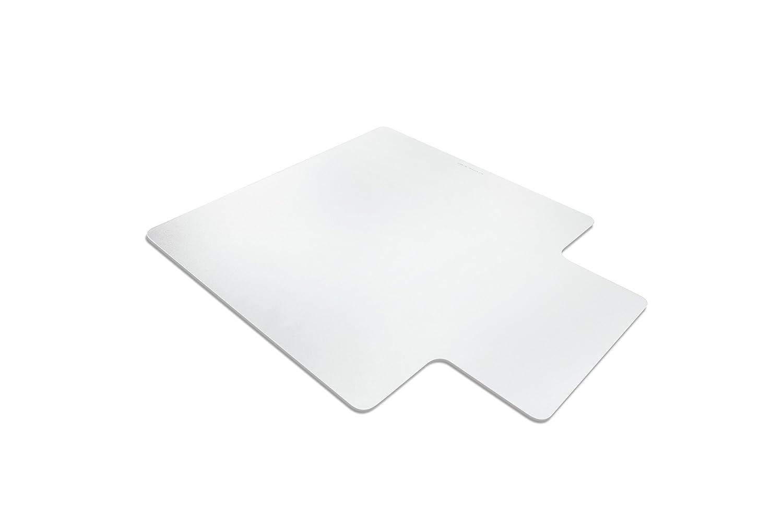 Certificazione T/ÜV trasparente Durchmesser 60 cm trasparente Tappetino di protezione del pavimento assolutamente ecologico Ecogrip/® per pavimenti duri 16 misure e forme a scelta
