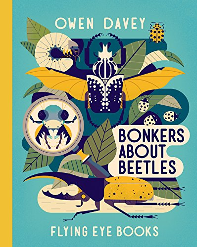 Book Cover: Bonkers About Beetles
