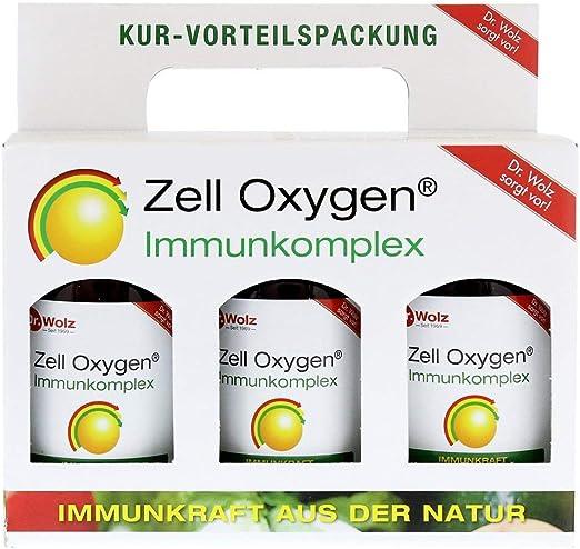 Desonocido El Dr. Wolz - Zell Oxygen Complejo inmune Tratamiento ...