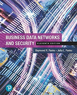 Business Data Networks and Security,