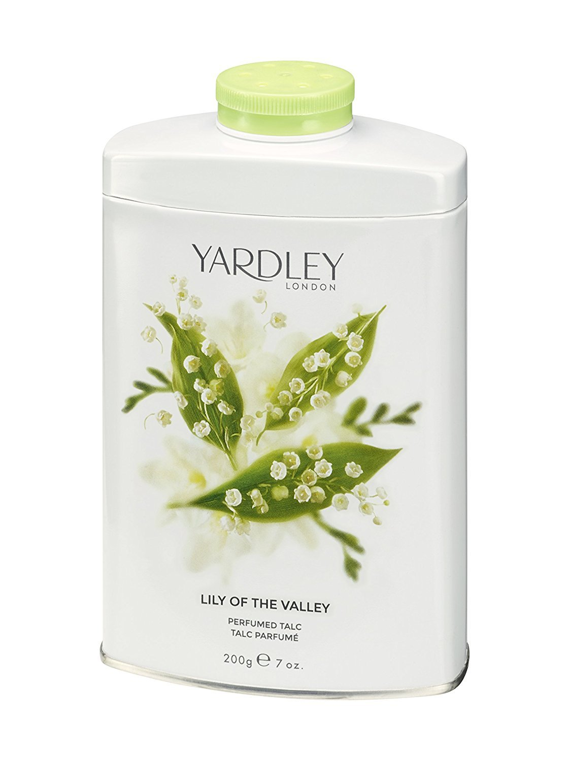 Yardley London Classic Talc - Lily of The Valley