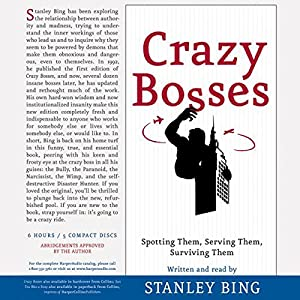 Crazy Bosses and Sun Tzu Audiobook