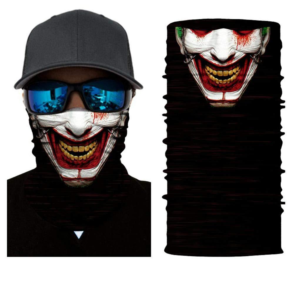 Elemental Goods maschera del motociclista di alta qualit/à Moto Sciarpa