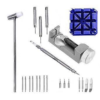 Amazon.com: Kit de herramientas para correa de reloj ...