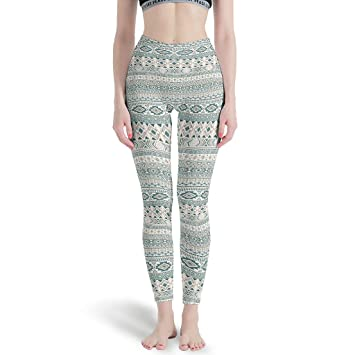Dogedou - Pantalones de Yoga de Cintura Alta para Mujer ...