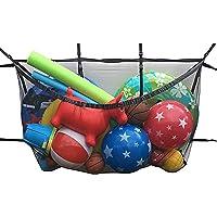 Daviy Pool Float Storage Bag Portable Net Toy Storage Bag Large Capacity Adjustable Hanging Bag Foldable Multipurpose…