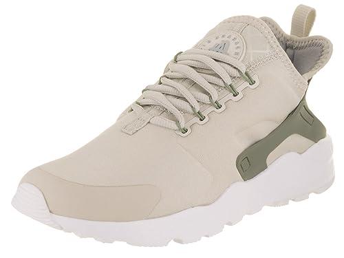 Nike Damen Air Huarache Run Laufschuhe, Bianco