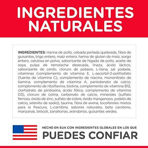 Hill's Science Diet, Alimento para Perro Adulto Raza Pequeña Light, Seco (bulto) 7kg 4