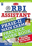 Kiran's RBI Assistant Online Phase – II Main Exam Practice Work Book - 1802