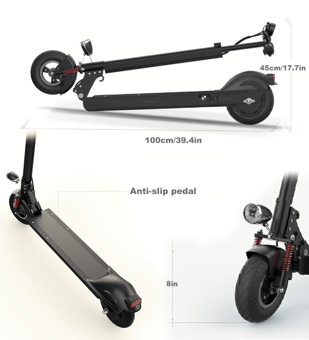 Amazon.com: Bicicletas eléctricas para mujer plegable marco ...