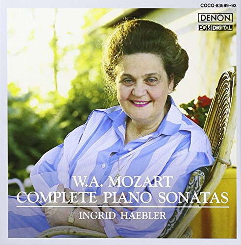 - Mozart:Piano Sonatas