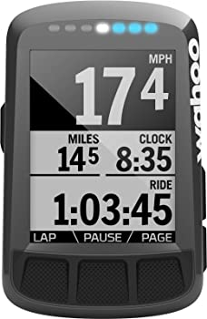 Wahoo ELEMNT Bolt GPS Bike Computers