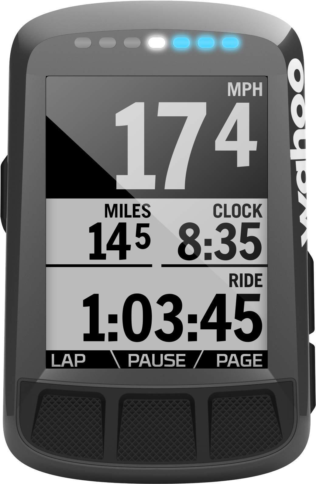 Wahoo ELEMNT Bolt GPS Fahrradcomputer Unisex Schwarz product image
