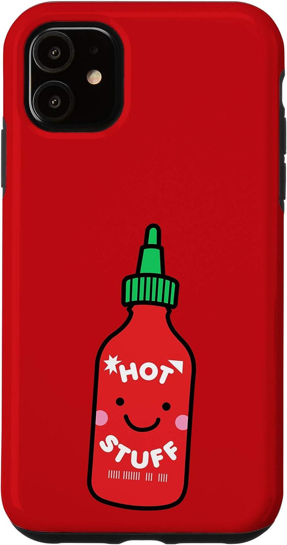 Hot Stuff iPhone Case