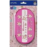 【PlayStationオフィシャルライセンス商品】 Vita (PCH-1000/2000) 用キャラクタースリムEVAポーチ for PlayStation Vita 『リラックマ うさぎとあそぼ』