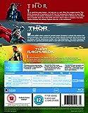 Thor 1-3 Box Set BD [Blu-ray] [2017] [Region