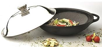 """Eurocast Cookware 12.25"""" Chinese Wok"""