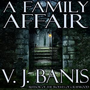 A Family Affair: A Novel of Horror Audiobook