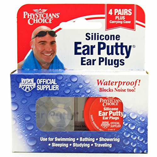 UPC 031046301080, Ear Putty Silicone Ear Plugs