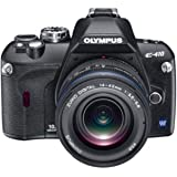 OLYMPUS デジタル一眼レフカメラ E-410 レンズキット ED14-42mm F3.5-5.6 付