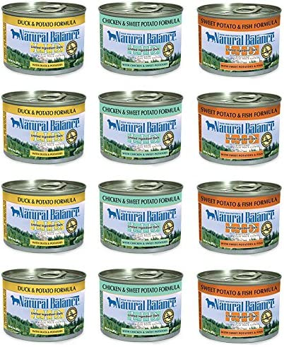 Pattens Natural Balance Limited Ingredient product image