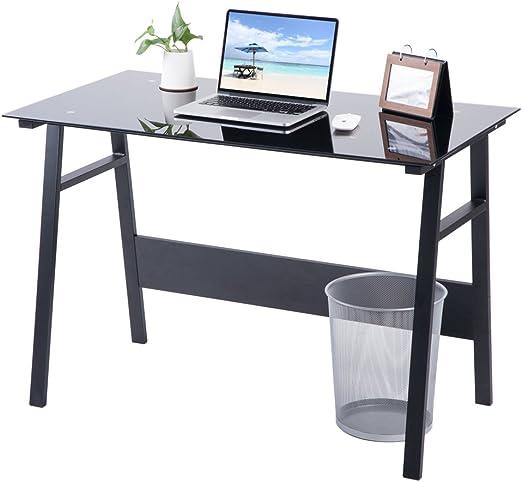 Life Carver - Escritorio de oficina doméstica con mesa compacta de ...