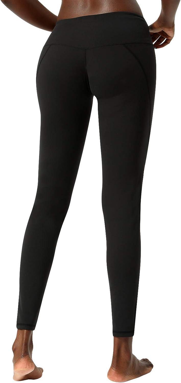 SKYSPER Yoga Pants Yoga Leggings for Women with Pockets High Waist Tummy Control Running Workout Womens Leggings Pants