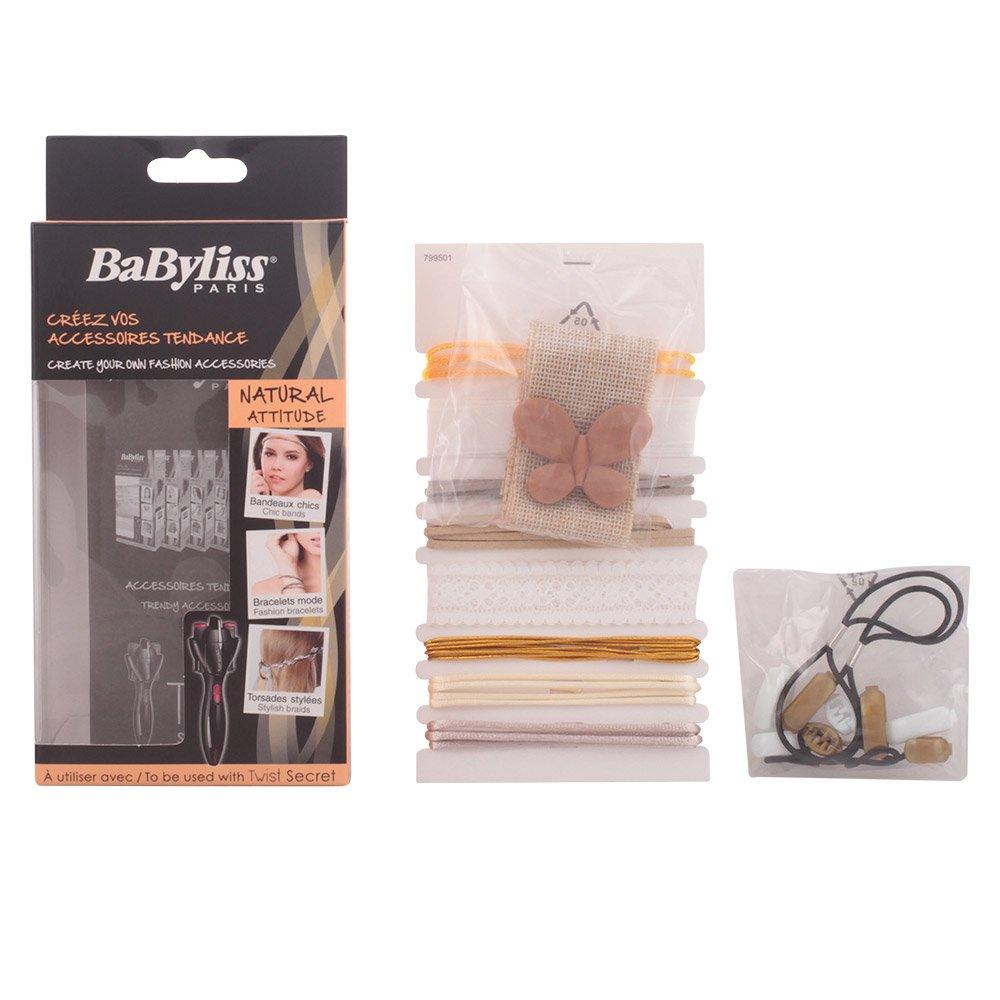 BaByliss Elegant Attitude - Accesorios para peinados con twist Secret 799502