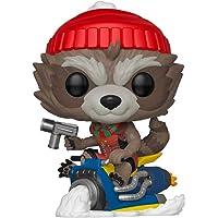Funko pop Marvel Holiday Rocket, Multi-Colour