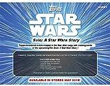 2018 Topps Star Wars: Han Solo Movie - Hobby Box