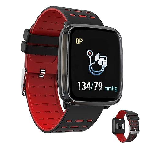 ACZZ Smartwatch, Fitness Tracker Smart Watch Impermeable ...
