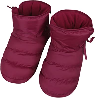 Bedroom House Slipper Bootie Shoes