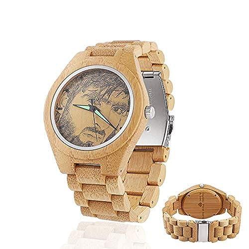 Amazon.com: Griony - Reloj de pulsera para hombre con correa ...