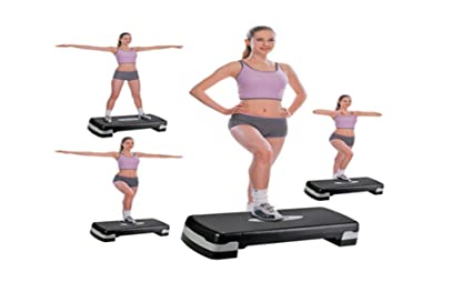 WaraShop Excercise Stepper Yoga Aerobic Step Treadmill Platform