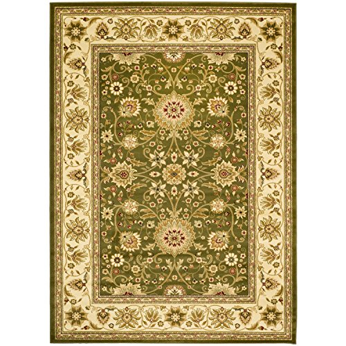 Safavieh Lyndhurst Collection LNH212C Traditional Oriental Sage and Ivory Rectangle Area Rug (8'11