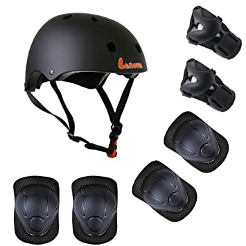 Lanova Kids Adjustable Sports Protective Gear Set
