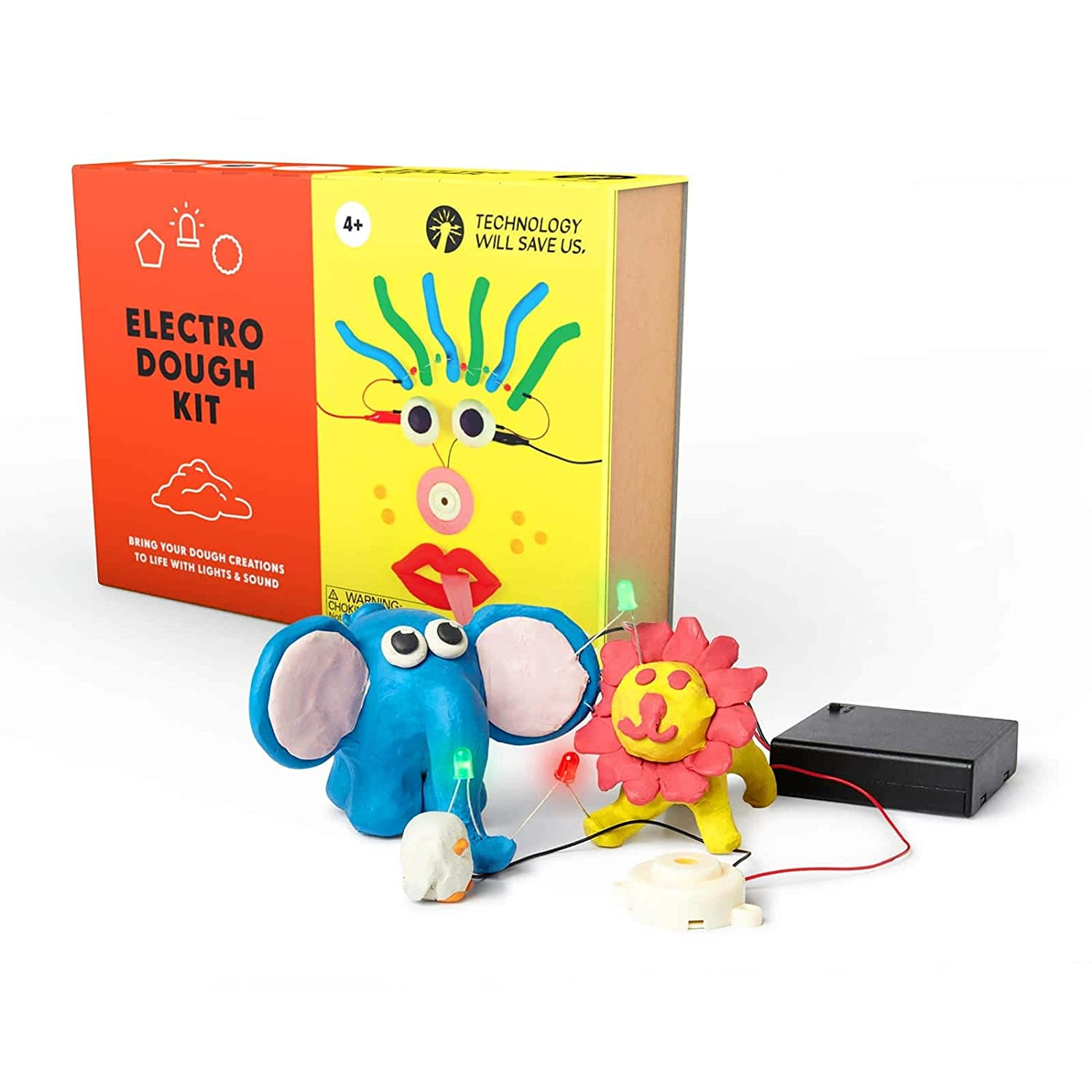 Tech Will Save Us Electro Dough Kit
