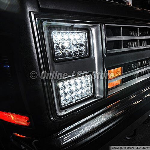 50%OFF OLS Universal 4x6 45W LED Rectangular Sealed Beam