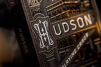 Theory Hudson Jugando a Las Cartas Playing Cards - Black ...