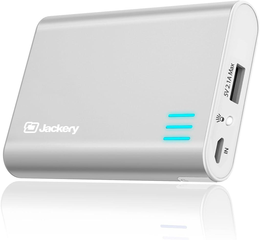 9000 mAh portable battery charging