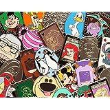 Disney Pins LOT of 25 Official Trading ++No Duplicates++