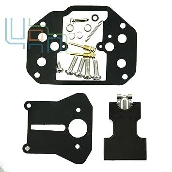 Amazon com: Carburetor repair kit for Yamaha 2 stroke 40hp 6F6-W0093