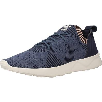 UK 4 ZX Adv Damen Schuhe P adidas Virtue blau Flux BB4265 1uc5TlFJK3