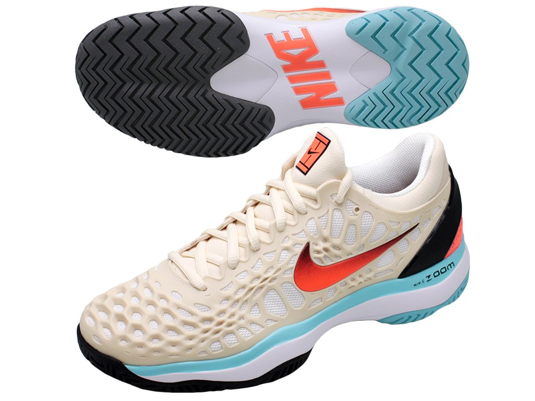 a4dca66a7439a Galleon - Nike Air Zoom Cage 3 Hc Mens 918193-200 Size 9