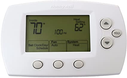 Honeywell th6320u 1000 Focu Spro 6000 5 + 1 + 1 Day Programmable Termostato – Large
