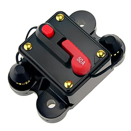 amazon com kumeed circuit breaker trolling motor auto car marine rh amazon com