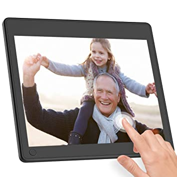 Amazoncom Govee 8 Inch Wifi Digital Picture Frame Ips Touch
