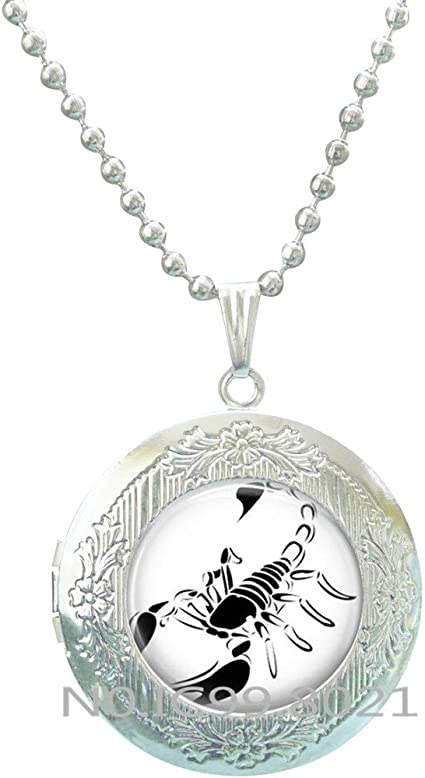 Pendant Necklace Desert Scorpion Fashion Jewelry Collection
